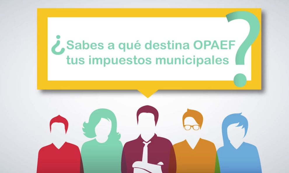 Video portada OPAEF