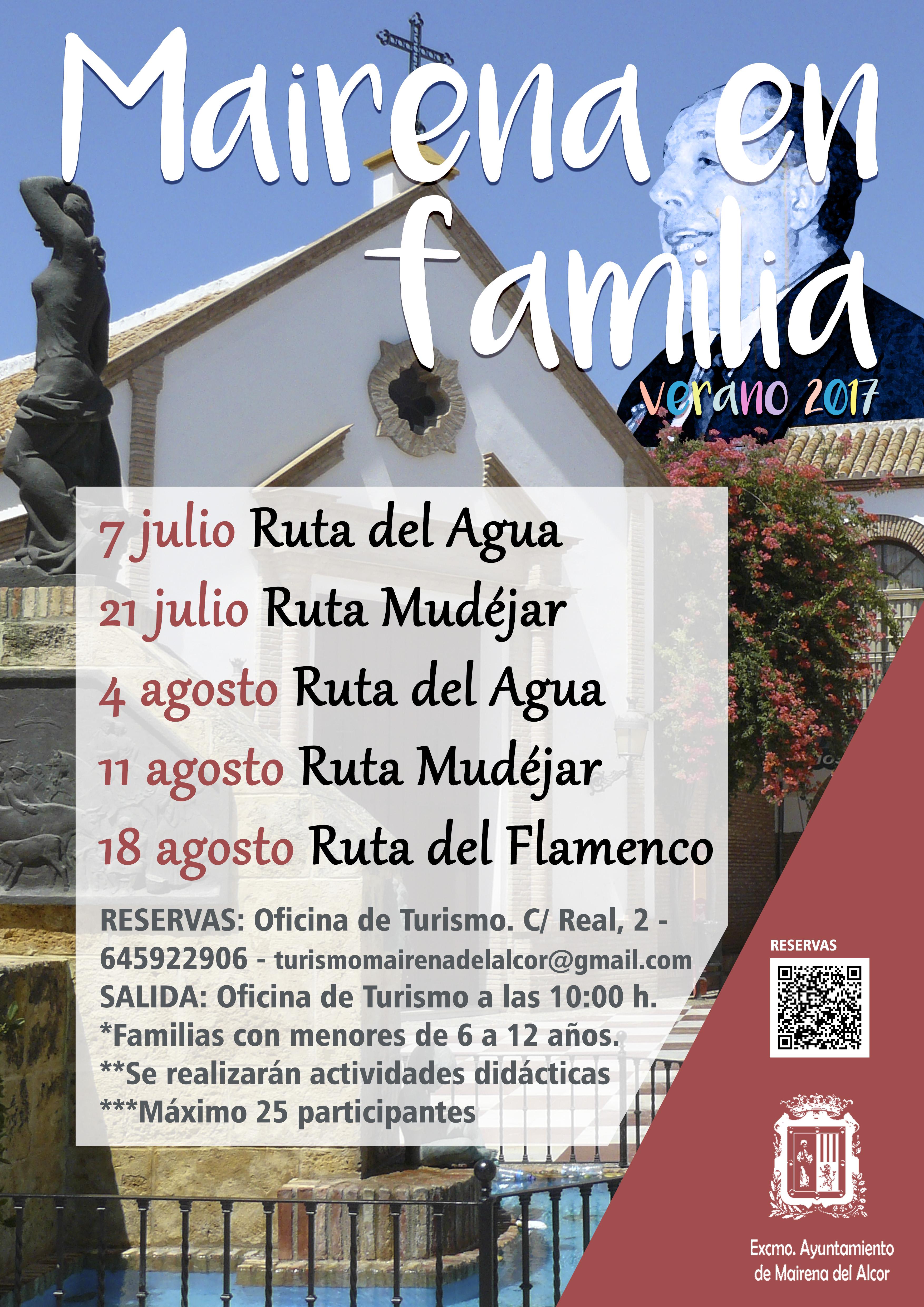 Mairena en familia 2017 mairena del alcor for Piscina mairena del alcor 2017