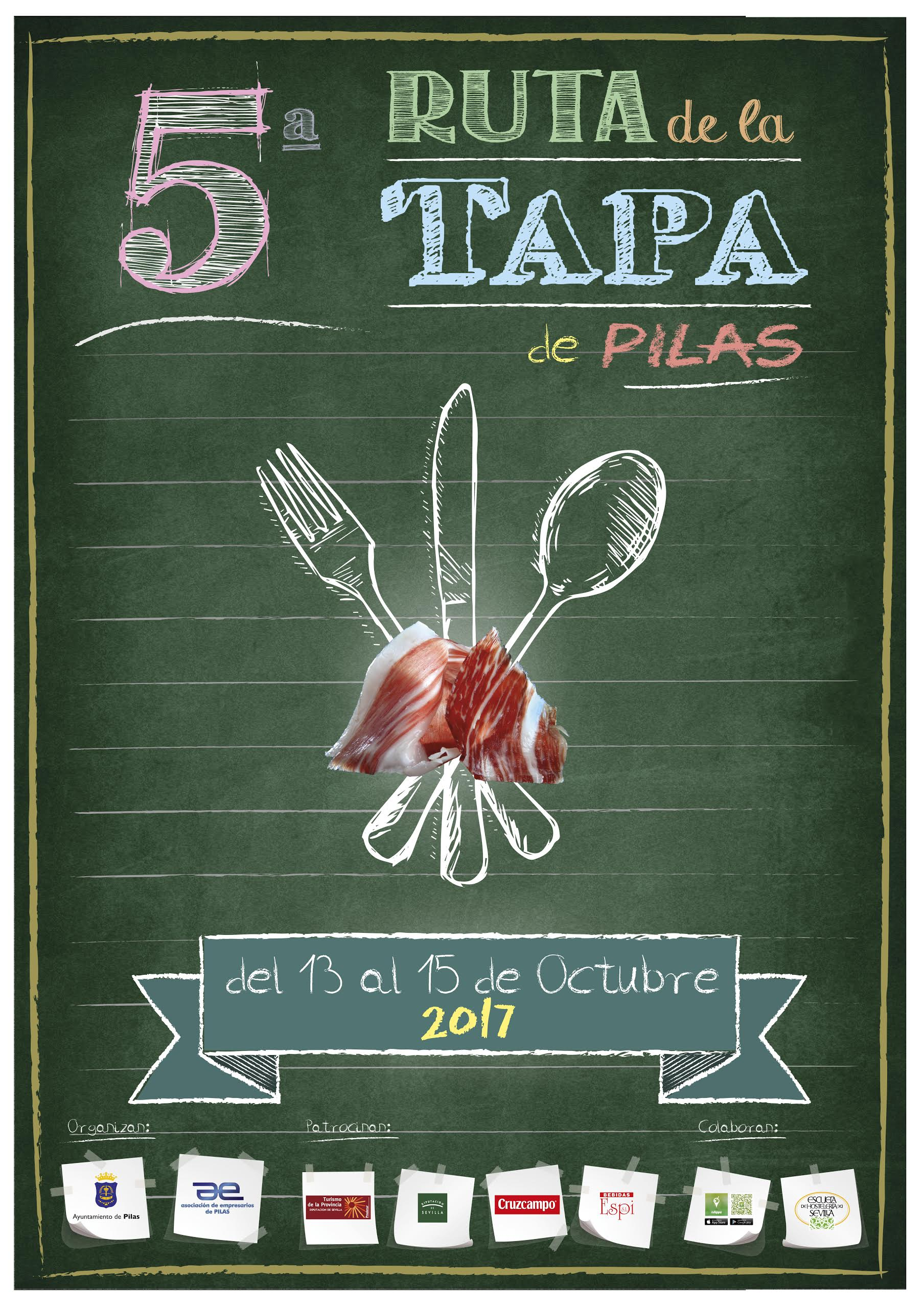 ruta tapa 2017 cartel alta resolucion