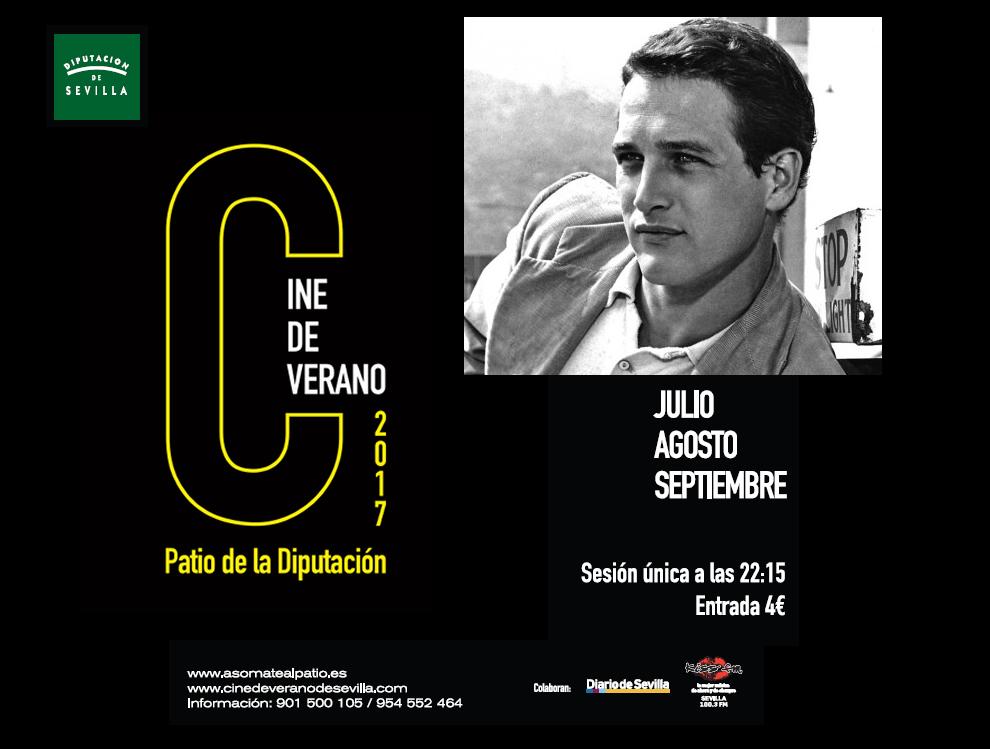 Asómate al Patio, Cine de Verano en la Diputación de Sevilla